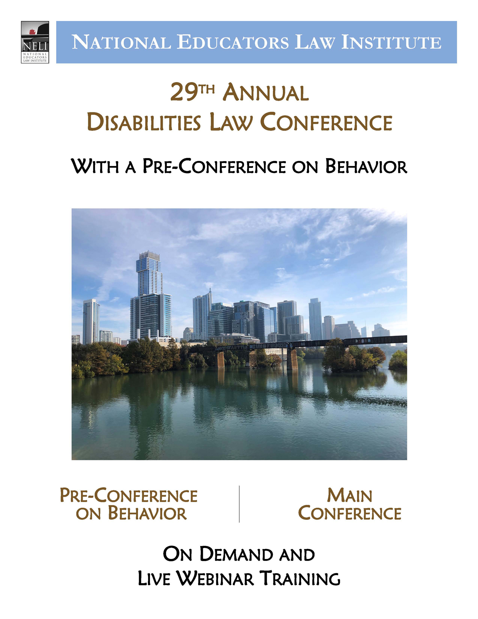 Pre Conference Day on Behavior